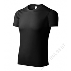 ADLER Pixel PICCOLIO pólók unisex, fekete