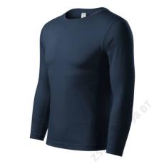 ADLER Progress LS PICCOLIO pólók unisex, tengerkék