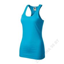 ADLER Racer Atléta női, türkiz női póló