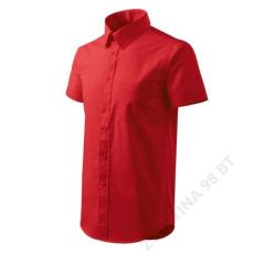 ADLER Shirt short sleeve ADLER ing férfi, piros