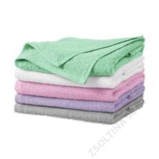 ADLER Terry Bath Towel ADLER fürdőlepedő unisex, világos szürke