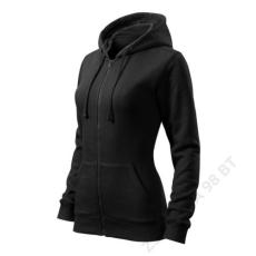 ADLER Trendy Zipper ADLER felső női, fekete