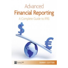 Advanced Financial Reporting – Derry Cotter idegen nyelvű könyv