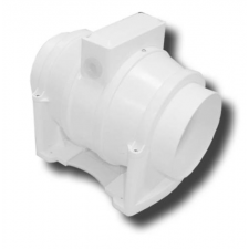 AERAULIQA QMF-125 Radiális háztartási ventilátor hűtés, fűtés szerelvény