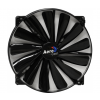 Aerocool COOLER AEROCOOL Dark Force Black 200mm