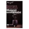 Agave Könyvek Georges Simenon: Maigret emlékiratai