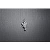 Agrianna Ezüst medál balerina tündér