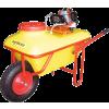 Agrimotor Robbanómotoros talicskás permetező AGRIMOTOR TPB 256