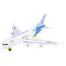 Airbus A380 elemes repülő - 38 cm autópálya és játékautó