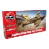 AIRFIX Hawker Hurricane Mk.I - Tropical repülőgép makett A05129
