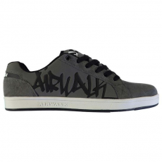 Airwalk férfi deszkás cipő - Airwalk Neptune Mens Skate Shoes Charcoal