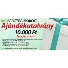 Ajándékutalvány 10000 Ft értékben ajándéktárgy