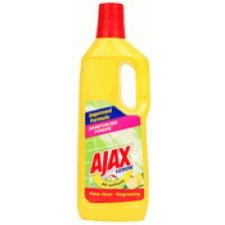 AJAX AJAX ÁLTALÁNOS TISZTÍTÓ LEMON tisztító- és takarítószer, higiénia