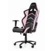 AK RACING AKRacing Player Fekete/Pink Gamer szék  (AK-K6014-BP)