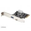 Akasa AK-PCCU3-05 USB 3.1 Typ-A/C PCIe