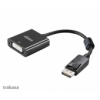 Akasa DisplayPort Adapter (aktiv) to DVI - fekete AK-CBDP15-20BK