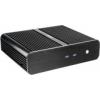 Akasa Euler M Fanless Mini-ITX ház, 80W tápegységgel, OEM - fekete