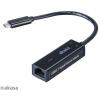 Akasa USB 3.1 Type C UTP Átalakító Fekete 15cm AK-CBCA07-15BK
