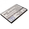 Akkumulátor, Huawei Ascend G510 / Y210, 1300 mAh LI-ION, HB4W1 kompatibilis