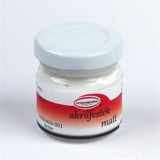 Akrilfesték, 40 ml, matt, fehér (HM4001) akrilfesték
