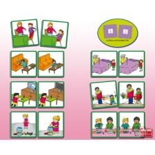 Akros Helyes viselkedés kártyák: otthon szórakozás