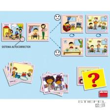 Akros Konfliktuskezelés otthon - illusztrált történetek kreatív és készségfejlesztő