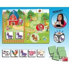 Akros Mentsük meg az állatokat! - memóriajáték szórakozás
