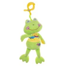 AKUKU   Áruk   Plüss zenélő játék Akuku béka   Zöld   plüssfigura