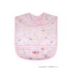 AKUKU Gyerek előke zsebbel Akuku rózsaszín buborék | Rózsaszín |