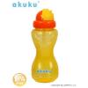 AKUKU Sport bögre szívószállal Akuku sárga | Sárga |