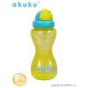 AKUKU Sport bögre szívószállal Akuku zöld | Zöld |