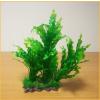 Akváriumi palás műnövény hosszú hullámos levelekkel (20 x 38 cm)
