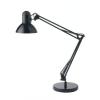 """ALBA """"Architect"""" asztali lámpa, fekete szín, 11W/E27 izzólámpa"""