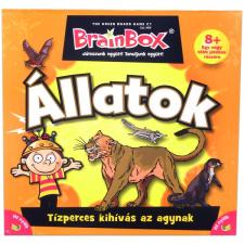 Alex BrainBox: Állatok társasjáték