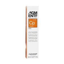 Alfaparf Pigments Copper.4 ultrakoncentrált tiszta pigment, 8 ml hajfesték, színező