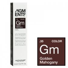Alfaparf Pigments G. Mahagóni.35 ultrakoncentrált tiszta pigment, 8 ml hajfesték, színező