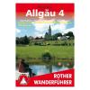 Allgäu 4 túrakalauz/ Sonthofen - Füssen - Kempten - Kaufbeuren / Bergverlag Rother