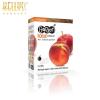 Alma és őszibarack 100%-os préselt gyümölcslé 3 literes