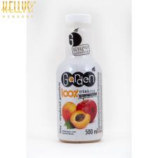 Alma és sárgabarack 100%-os préselt gyümölcslé üdítő, ásványviz, gyümölcslé