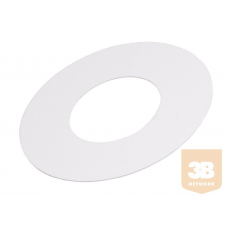 Álmennyezeti takarógyűrű fix toldócsőhöz (Ø42) projektor kellék