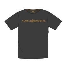 Alpha Indsutries Alphandstrs T - fekete