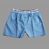 Alpha Industries Bodywear Boxer Checked - kék kockás