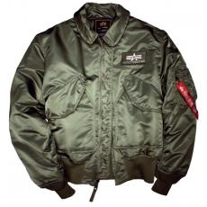 Alpha Industries CWU 45 NOMEX - sage green dzseki
