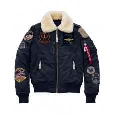 Alpha Industries Injector III Patch Női - replica blue