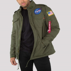 Alpha Industries M-65 Heritage NASA - dark olive