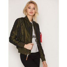 Alpha Industries MA-1 VF 59 IRIDIUM Női - dark green