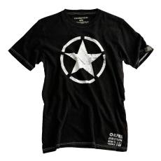 Alpha Industries Star T - black