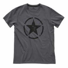 Alpha Industries Star T - greyblack