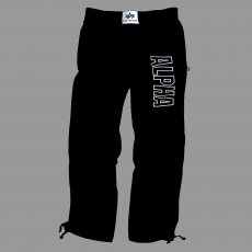 Alpha Industries Track Pant - fekete