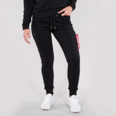 Alpha Industries X-FIT SWEAT CARGO PANT Női - fekete